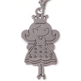 Prinses fee kinderketting ladies charm