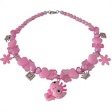 roze poes kinderketting