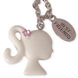 meisje en best friends kinderketting ladies charm